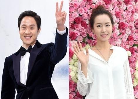 Pernikahan Jung Woo dan Kim Yoo-mi