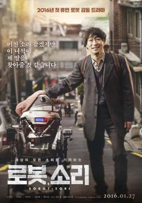 Poster Film Robot, Sori