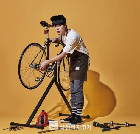 Ryu Jun Yeol Model Produk Samchuly (3)