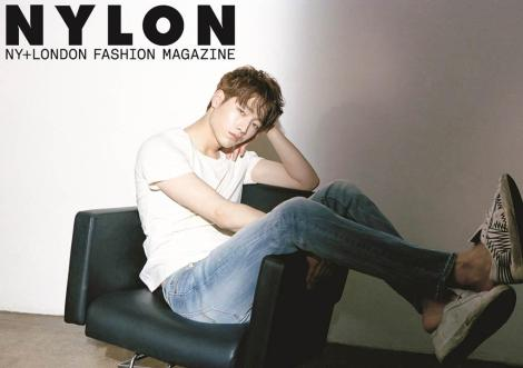 Seo Kang Joon for NYLON Magazine (1)