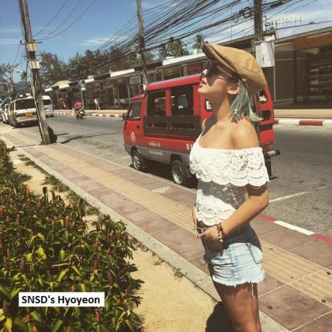 SNSD's Hyoyeon
