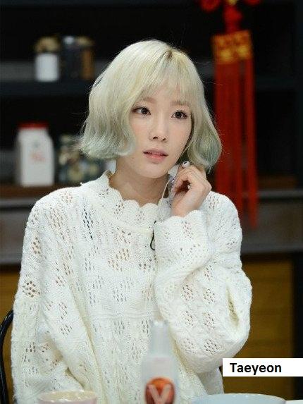 SNSD's Taeyeon