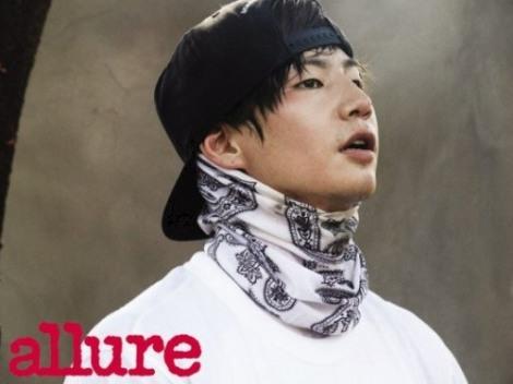 Song Jae Rim Jadi Relawan Di Kamboja (1)