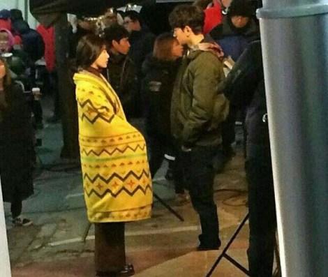 Suzy Syuting Drama Uncontrollably Fond