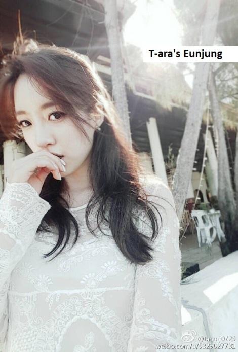 T-ara's Eunjung