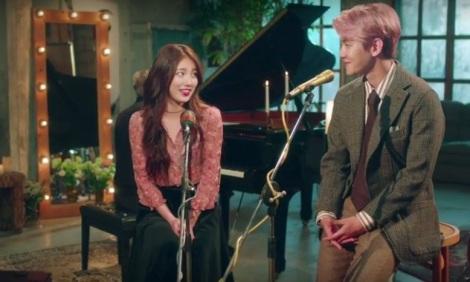 Video Musik Dream Suzy & Baekhyun