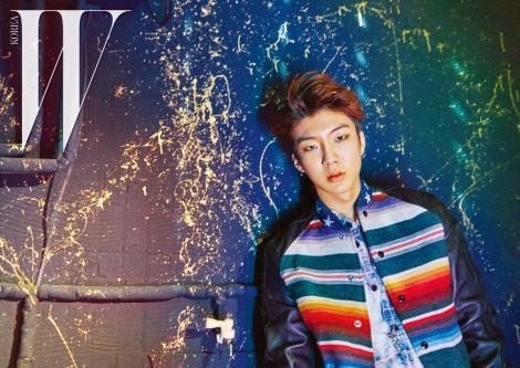 WINNER Majalah W Korea Februari (5)