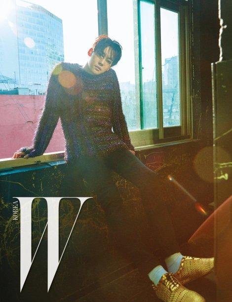 WINNER Majalah W Korea Februari (6)