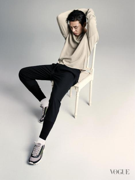 Yoo Ah In for Magazine VOGUE (4)