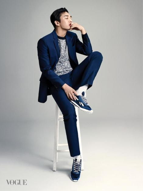 Yoo Ah In for Magazine VOGUE (5)