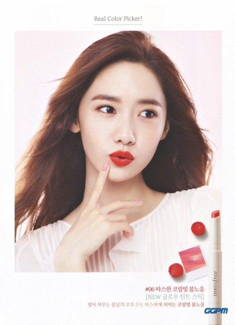 Yoona Girls' Generation Iklan Innisfree (1)