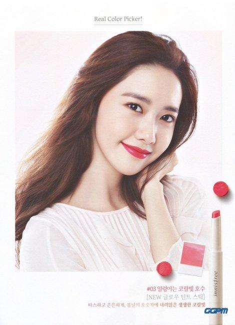 Yoona Girls' Generation Iklan Innisfree (3)