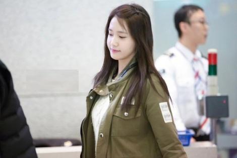 Yoona Tampak Gendut (1)