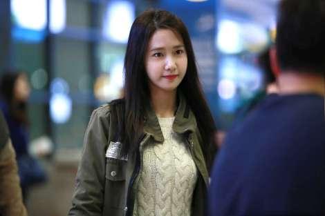 Yoona Tampak Gendut (2)