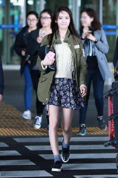 Yoona Tampak Gendut (3)
