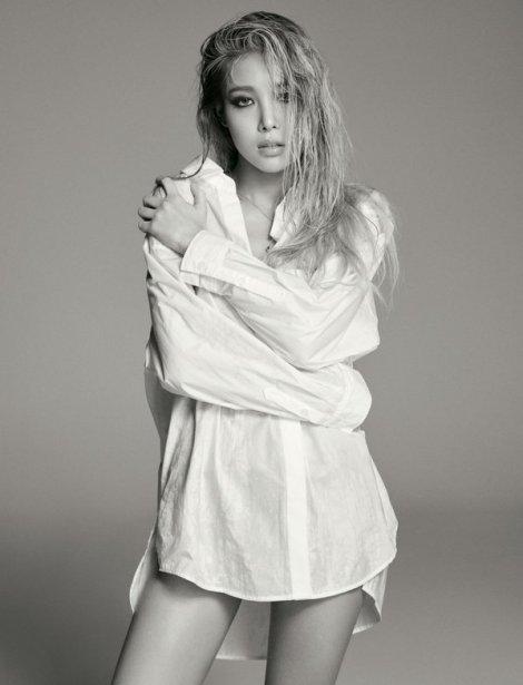 Yubin Wonder Girls Majalah Alure Februari (2)