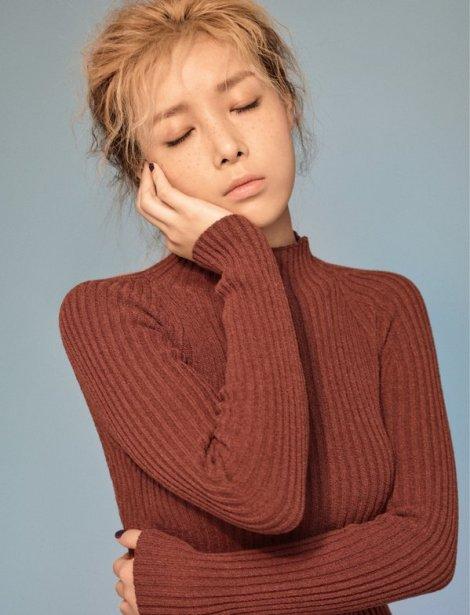 Yubin Wonder Girls Majalah Alure Februari (4)