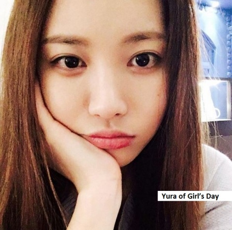Yura of Girl's Day