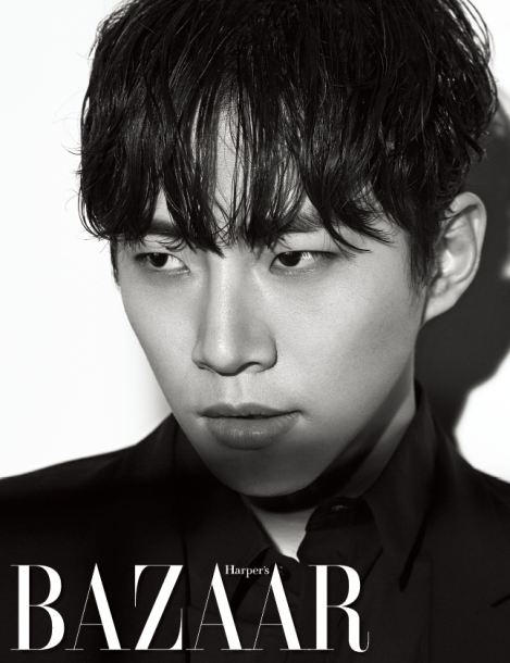 2PM's Lee Junho for 'HARPER'S BAZAAR' March 2016 (1)