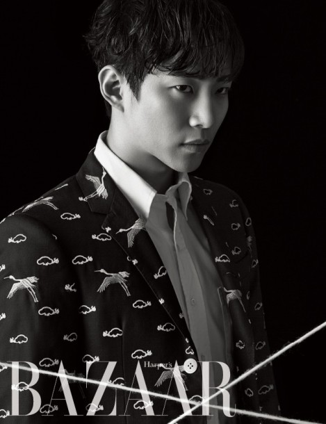 2PM's Lee Junho for 'HARPER'S BAZAAR' March 2016 (2)
