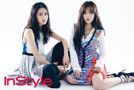 4minute for InStyle March 2016 (2)