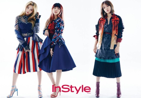 4minute for InStyle March 2016 (3)