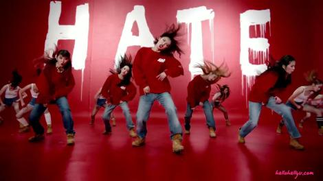 4Minute, Hate, Act7 (4)