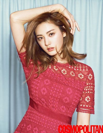 After School's Nana for Cosmopolitan March 2016 (3)