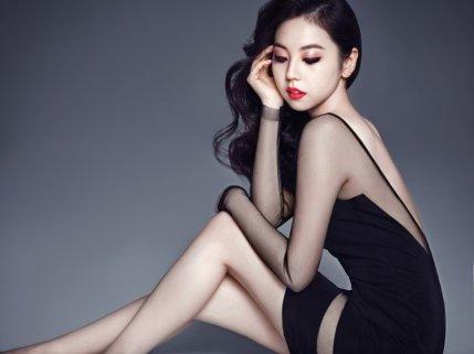 Ahn Sohee for makeup brand 'VDL'  (1)