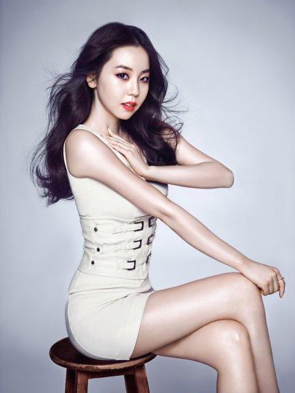 Ahn Sohee for makeup brand 'VDL'  (2)