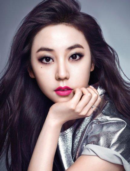 Ahn Sohee for makeup brand 'VDL'  (3)