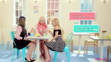 AOA CREAM — I'm Jelly BABY (2)