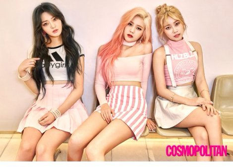 AOA CREAM for Cosmopolitan March 2016 (1)