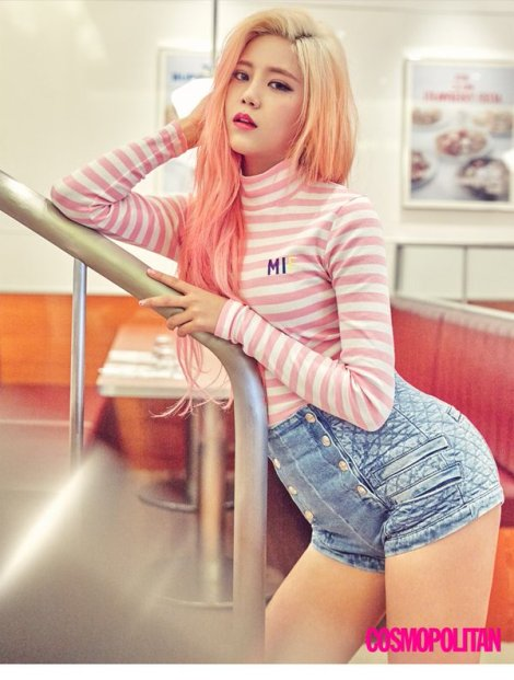 AOA CREAM for Cosmopolitan March 2016 (3)