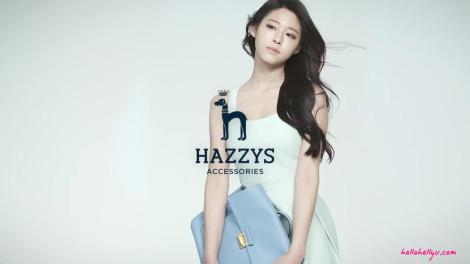 AOA Seolhyun AOA for Hazzys (2)