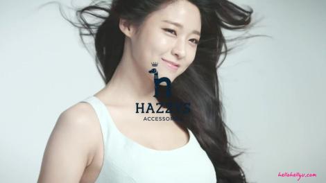 AOA Seolhyun AOA for Hazzys (3)