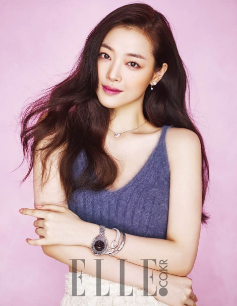 Choi Sulli for ELLE Magazine March Issue 2016 (2)
