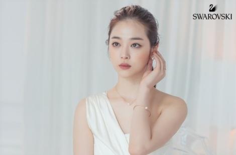 Choi Sulli for Swarovski Pictorial (2)