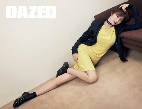 Go Joon-hee for Dazed Korea February (1)