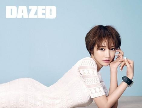 Go Joon-hee for Dazed Korea February (2)