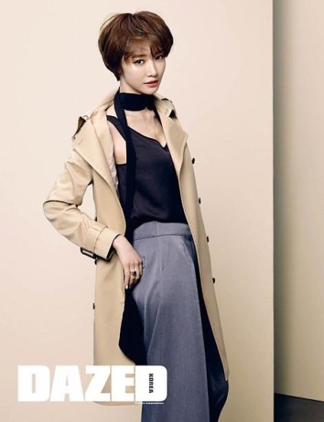 Go Joon-hee for Dazed Korea February (3)