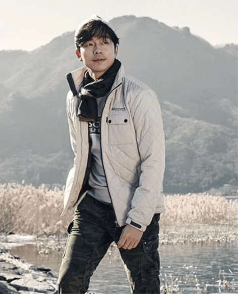 Gong Yoo Model Discovery Expedition (2)