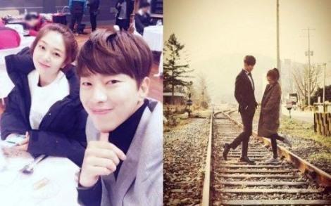 Gosip Baek Jin-hee dan Yoon Hyun-min