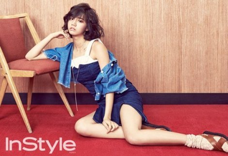 Hyeri Girl's Day for InStyle March 2016  (1)