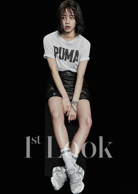 Hyeri Girl's Day for Magazine 1st Look February 2016 (2)
