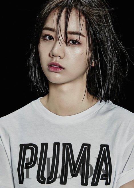 Hyeri Girl's Day for Magazine 1st Look February 2016 (3)