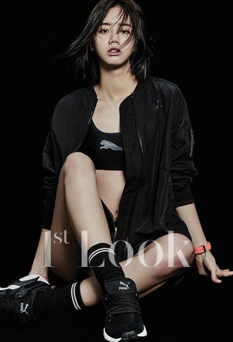 Hyeri Girl's Day for Magazine 1st Look February 2016 (5)