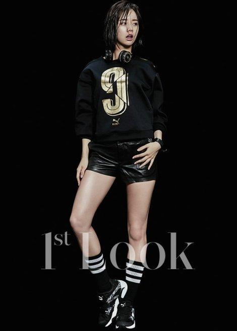 Hyeri Girl's Day for Magazine 1st Look February 2016 (6)