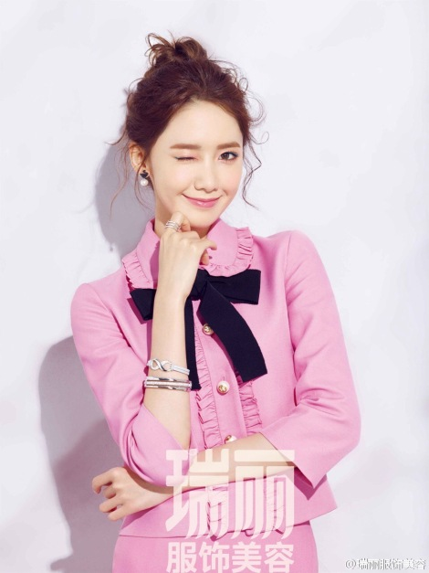 Im Yoona for Rayli Chinese Magazine (9)