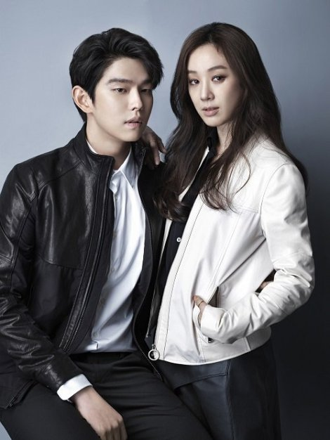 Jeong Ryeo-won and Yoon Gyoon-sang for Kenneth Cole (1)